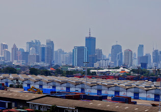Photo: Bangkok Skyline