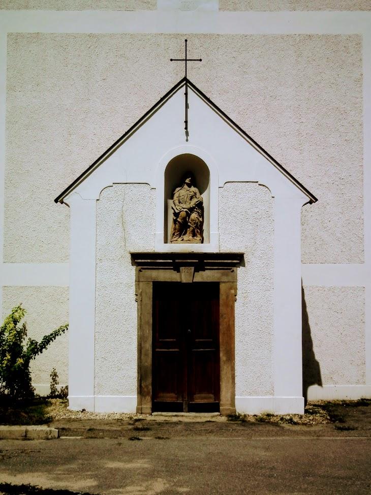 Veszprém - Szent Anna kápolna