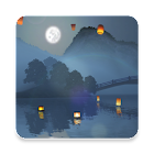 Lantern Festival 3D Live Wallpaper icon