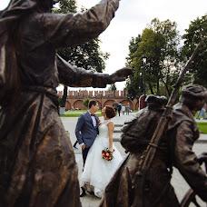Wedding photographer Anna Kononec (annakononets). Photo of 17.09.2017