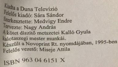Photo: Szerelem-televízió (belső borító)