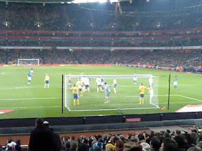 Photo: 26/03/08 - Brazil v Sweden (F) 1-0 - contributed by Peter Collins