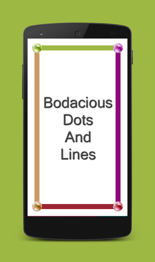 Bodacious Dots And Lines- screenshot
