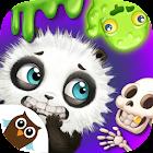 Panda Lu y sus Amigos: Diversión en el Patio icon
