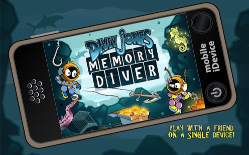 Divey Jones Memory Diver- screenshot thumbnail