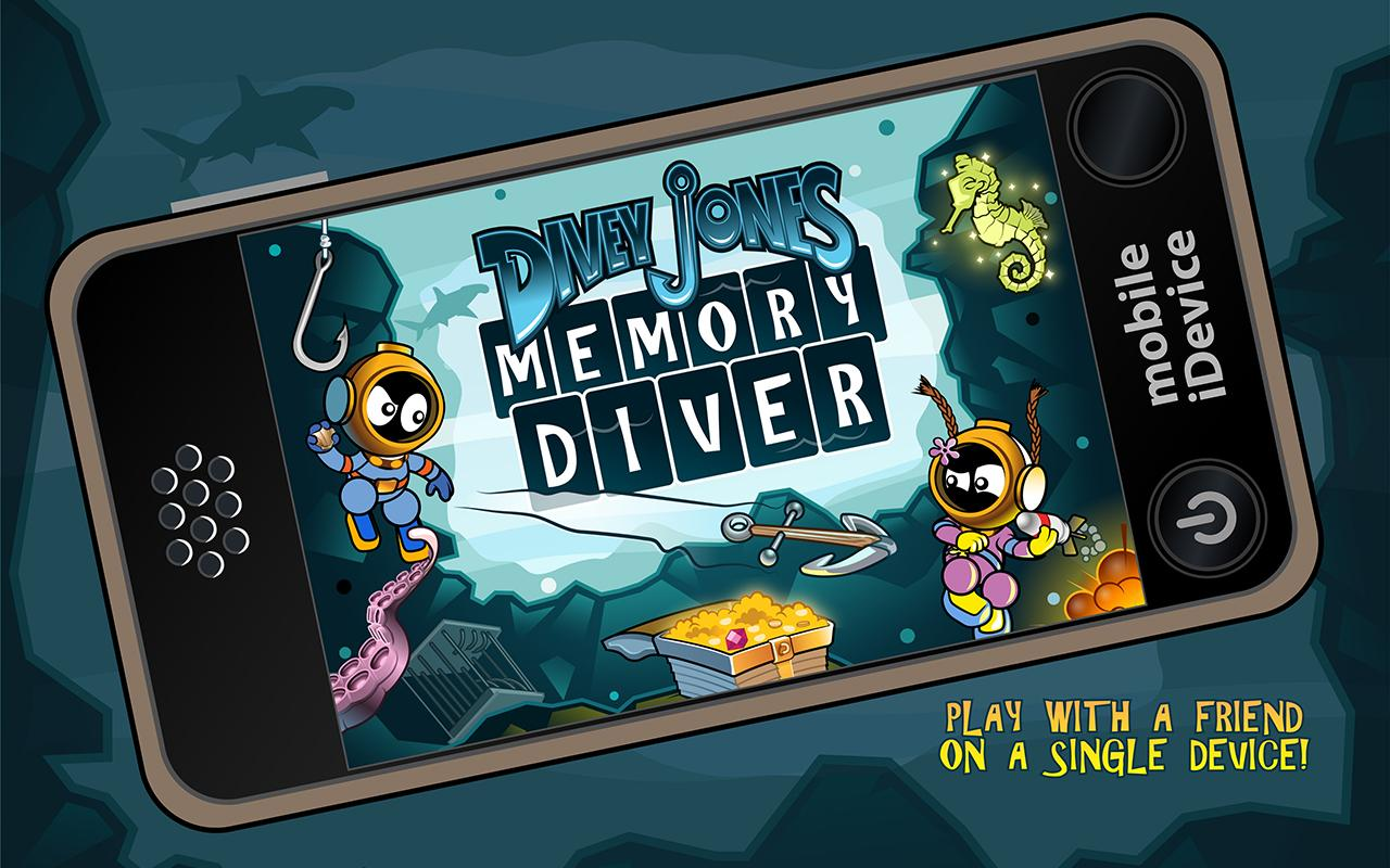 Divey Jones Memory Diver- screenshot