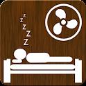 Sleeping Fan White Noise Fun icon