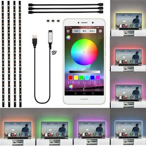 Banda LED ambientala pentru TV sau camera