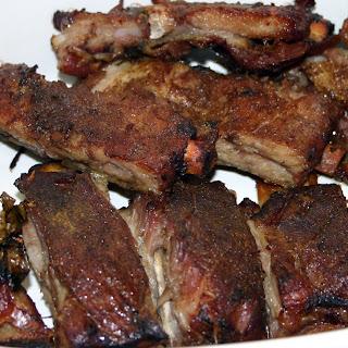 Baked Pork Ribs With Rub Recipes