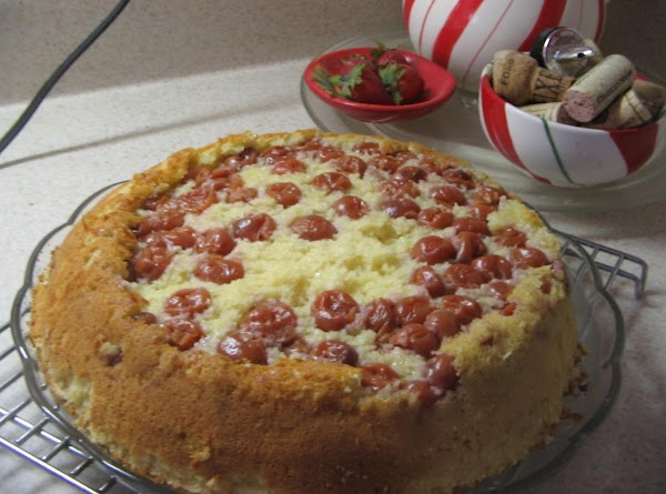 Cherry Cottage Cake Recipe