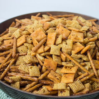 Spicy Ranch Snack Mix.