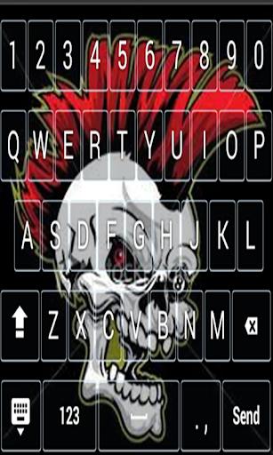 Punk Keyboard Theme