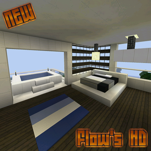 Flow HD Texture Pack For McPE