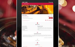 Screenshot of MICHELIN Restaurants