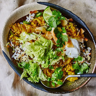 Turmeric-Coconut Curry with Pork Recipe