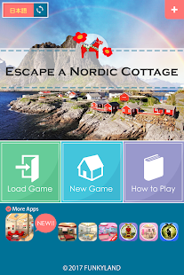 Escape a Nordic Cottage- screenshot thumbnail