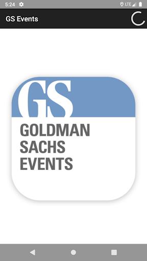 Goldman Sachs Events  screenshots 1