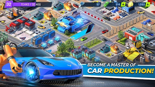 Overdrive City – Car Tycoon Game 1