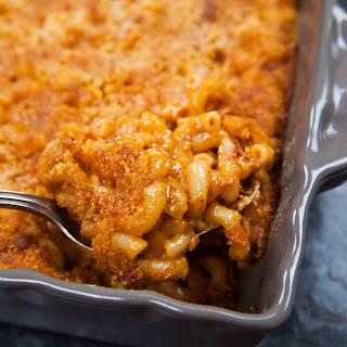 Chorizo Mac and Cheese.