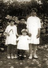 Photo: Tina, Felipe, Ción y Nela