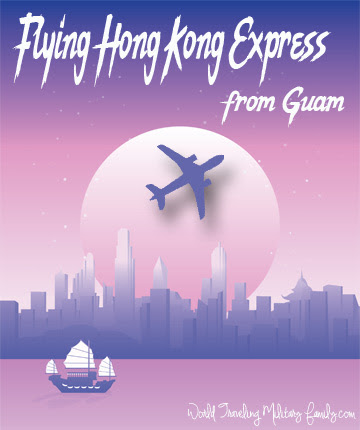 Flying Hong Kong Express