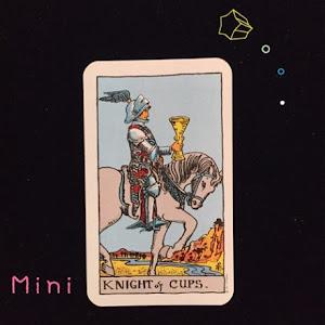 Mini RIDER TAROT タロットカード