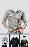 screenshot of Police Photo Suit
