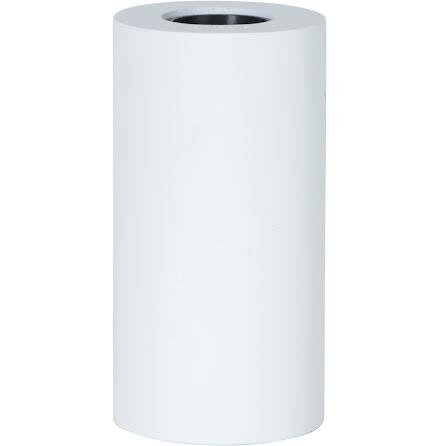 Lamphållare TUB vit 15cm