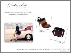 Photo: Dear fans, this weekend, exude class this weekend with richly coloured statement pieces.