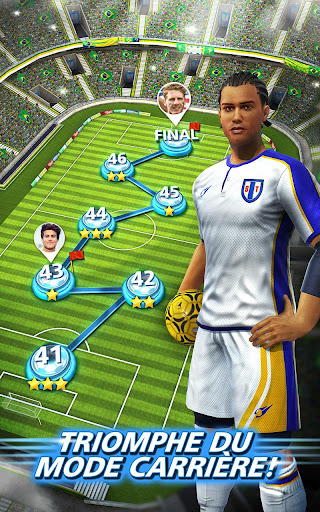Football Strike - Multiplayer Soccer  captures d'écran 5