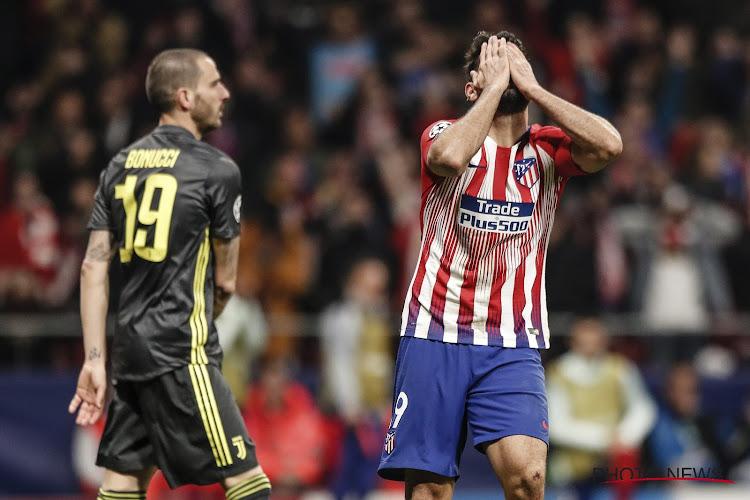 L'Atlético de Madrid devra se passer d'un de ses cadres après la trêve internationale