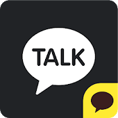 Black Theme - KakaoTalk Theme