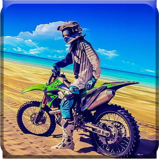 Motocross Beach Adventure