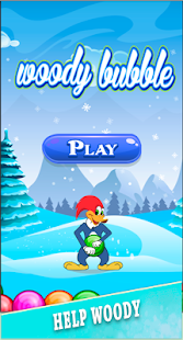 woody bubble woodpecker shooter - náhled