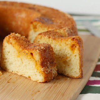 No Knead Cheesy Bread