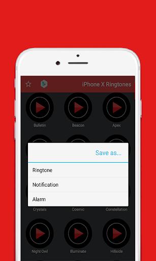 Phone X Ringtones by MR TOPSILVER (Google Play, United