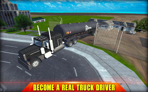 Heavy truck simulator USA 1.3.6 screenshots 6
