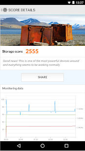 PCMark for Android Benchmark Screenshot 5