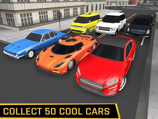 City Taxi Driving: Fun 3D Car Driver Simulator 1.2 screenshots 14