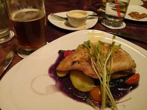 Photo: Dinner in Hawaii