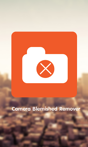 android Camera Blemished Remover Screenshot 0
