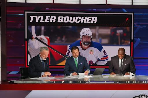 Ottawa Senators Select Tyler Boucher 10th Overall