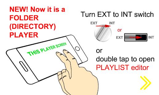 Alps GL-17 folder/track player - náhled