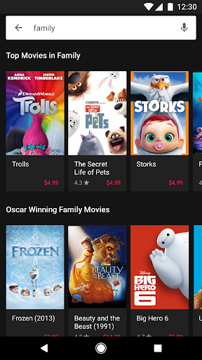 Google Play Movies & TV screenshot 6