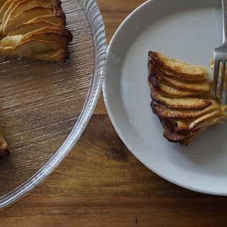 French apple tart – Tarte aux Pommes