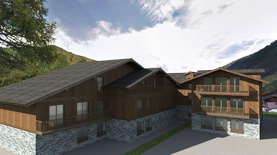Vente appartement 3 pièces 51,35 m2
