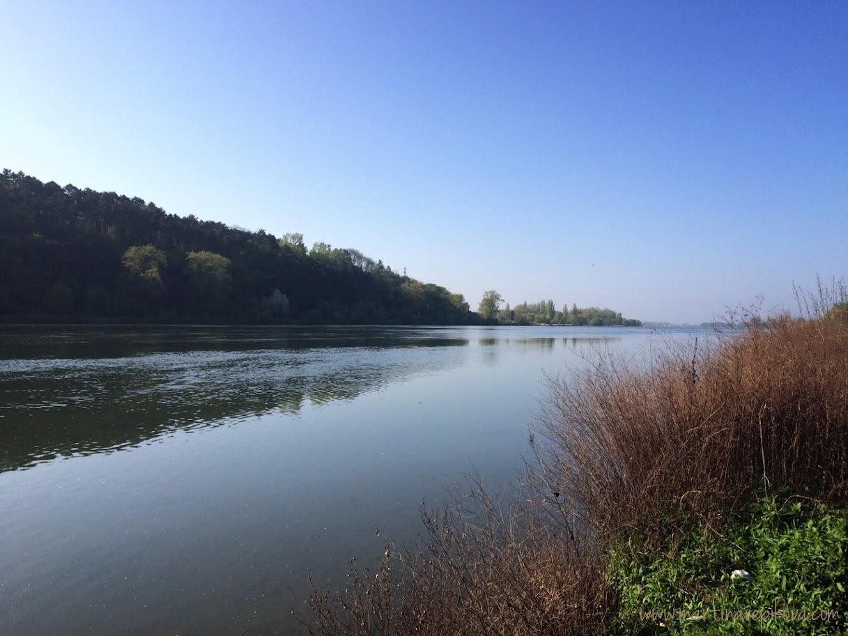 River Váh, Piešťany, Slovakia