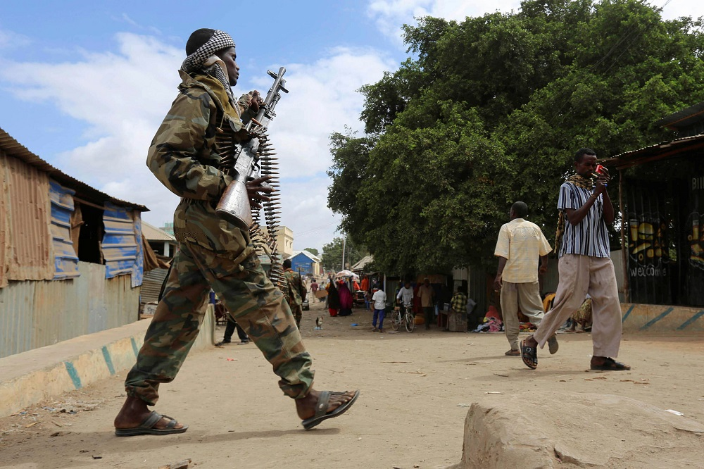 US military carries out first air strike in Somalia under Biden