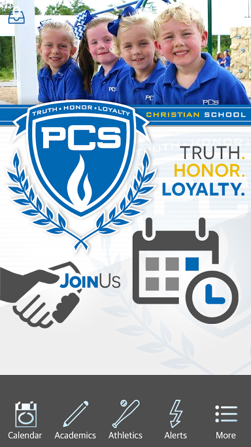 Presbyterian Christian School- screenshot