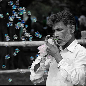 One who sells dreams. by Debasish Naskar - Professional People Business People